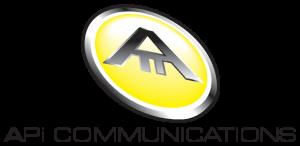APi Communications Exeter Audio Visual installation logo