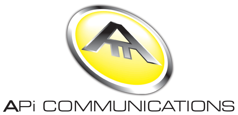 APi Communications Exeter Audio Visual installation logo