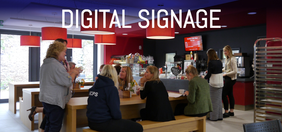 APi Communications digital signage services