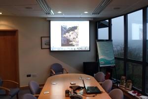 APi Communication Corporate Sector Audio Visual Installation
