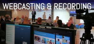APi Communications webcasting & recording installations