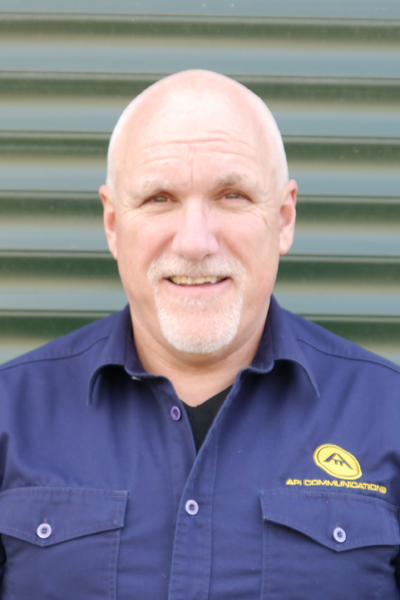 APi Communications Frank Hodge - Installation Engineer