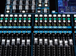Why Consider A Digital Mixing Desk?