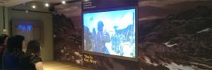 Falklands Island Audio Visual Display by APi Communications