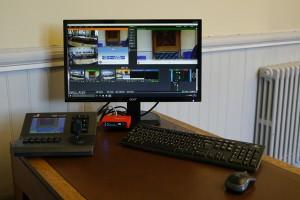 Tavistock Town Council Devon APi communication HD video recording installation