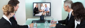 Video Conferencing services APi Communication Exeter heading