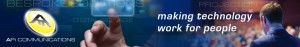 APi Communication website Header full width