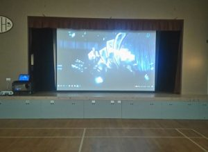 APi Sound & Visual Helping Village Halls