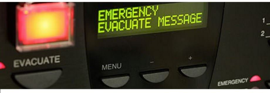 Voice Alarm Systems
