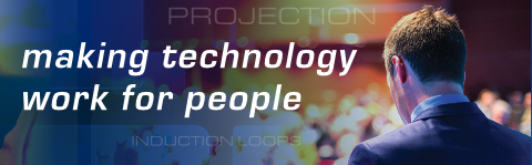 APi Sound & Visual making technology work for people website header