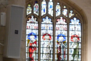 Installation for Grade 1 Listed Church